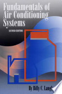 Fundamentals of Air Conditioning Systems