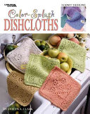 Color-Splash Dishcloths