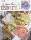 Color Splash Dishcloths