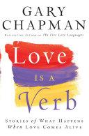 Love is a Verb Pdf/ePub eBook