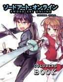 Sword Art Online Coloring Book
