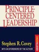 Principle-Centered Leadership Pdf/ePub eBook