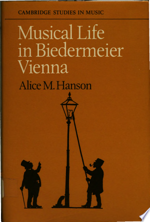Download Musical Life in Biedermeier Vienna Free Books - Dlebooks.net