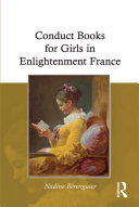 Pdf Conduct Books for Girls in Enlightenment France