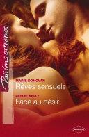Rêves sensuels - Face au désir ebook