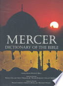 Mercer Dictionary Of The Bible
