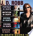 J.D. Robb The IN DEATH COLLECTION Books 16-20 image