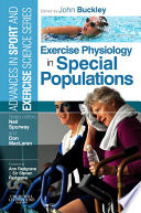 Exercise Physiology in Special Populations E Book