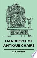 Handbook Of Antique Chairs Book PDF