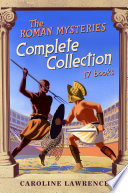 Roman Mysteries Complete Collection