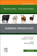 Ruminant Parasitology  an Issue of Veterinary Clinics of North America  Food Animal Practice  Volume 36 1 Book