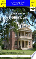 The Room of 1 000 Slaves  A Full Length Brodericks Mystery