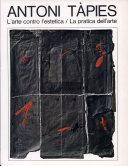 L'arte Contro L'estetica/ la Pratica Dell'arte