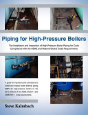 Piping for High-pressure Boilers