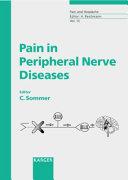 Pain in Peripheral Nerve Diseases
