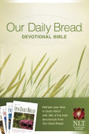 Our Daily Bread Devotional Bible NLT Book
