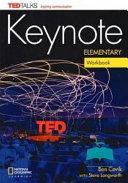 Keynote Elementary Workbook   Wb Audio CD