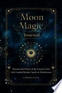 Moon Magic Journal