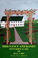 Miss Nancy and Randy: September 14, 1964 to July 1, 2007 [Pdf/ePub] eBook