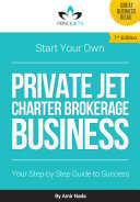 Start Your Own Private Jet Charter Brokerage Business