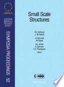 Small Scale Structures Book PDF