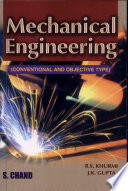 Mechanical Engineering ( Objective Type)