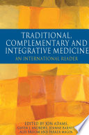 Traditional  Complementary and Integrative Medicine