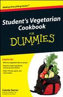 Student's Vegetarian Cookbook For Dummies Pdf