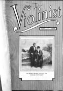The Violinist Book