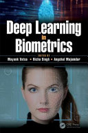 Deep Learning In Biometrics Book PDF