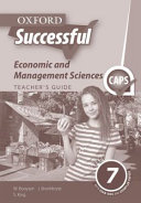 Books - Oxford Successful Economic & Management Sciences Grade 7 Teachers Guide | ISBN 9780199052059