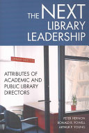 The Next Library Leadership