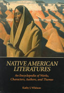 Native American Literatures Book