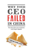 Why Your CEO Failed in China
