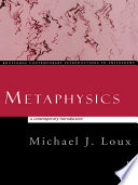 Metaphysics: A Contemporary Introduction