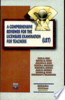 A Comprehensive Revwr for the Licensure Exam  let