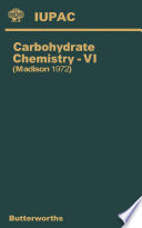 Carbohydrate Chemistry   VII