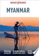 Insight Guides Myanmar Burma