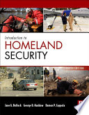 """Introduction to Homeland Security: Principles of All-Hazards Risk Management"" by Jane A. Bullock, George D. Haddow, Damon P. Coppola"
