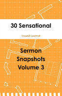 Pdf 30 Sensational Sermon Snapshots Volume 3