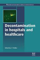 Decontamination in Hospitals and Healthcare Pdf/ePub eBook