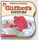 Clifford s Bathtime Book PDF