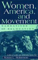 Women, America, and Movement ebook