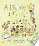 A Family Is a Family Is a Family Sara O'Leary Cover