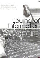 Journal of Information Warfare