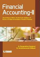 Fundamentals of Accounting Financial Accounting    II