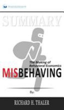 Summary of Misbehaving