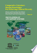 Comparative Literature  Sharing Knowledges for Preserving Cultural Diversity   Volume III