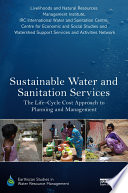 Sustainable Water And Sanitation Services Book PDF