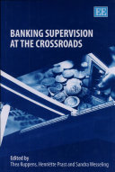 Pdf Banking Supervision at the Crossroads